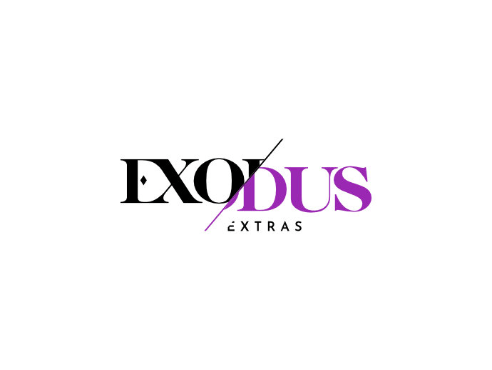 Exodus Extras Branding, Packaging and Website