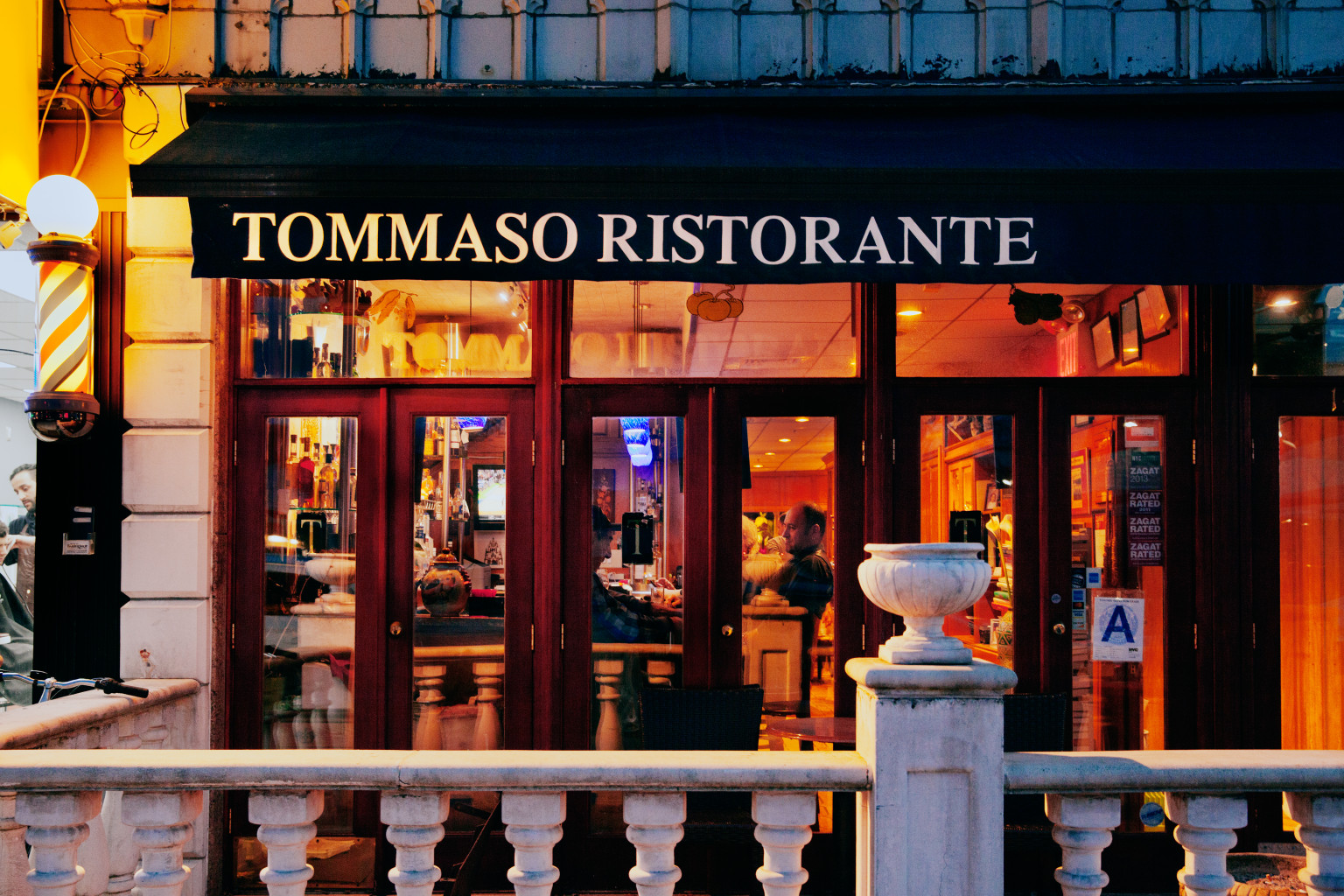 I've Been Going to Tommaso All My Life, and Not Just for the Free Opera