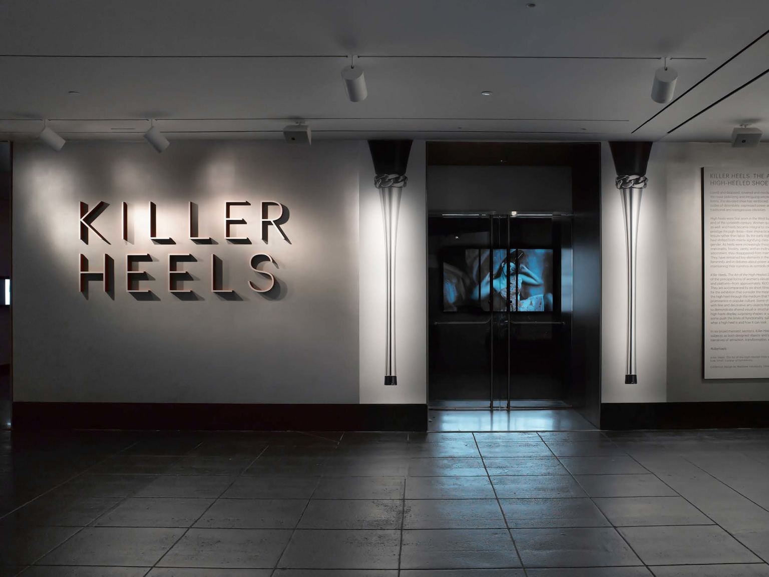 Exhibition Graphics for Brooklyn Museum