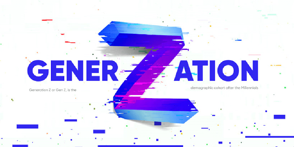 Generation Z Event Projection Mapping