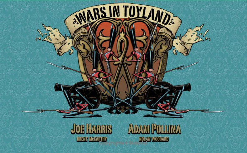 Wars In Toyland Graphic Novel