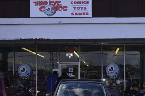Third Eye Comics & Games