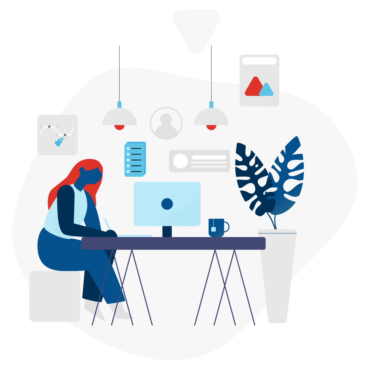 Coles Design Systems Illustrations