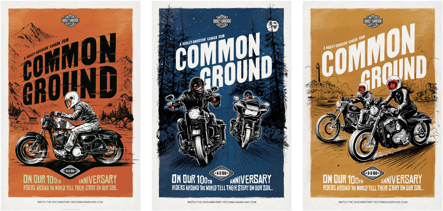 Harley-Davidson – Common Ground