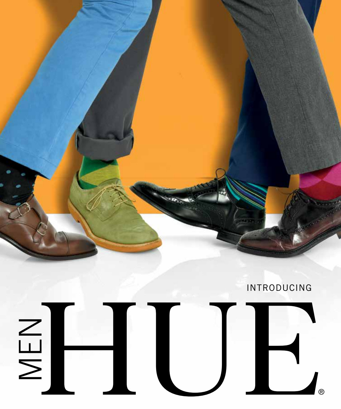 HUE Men's Sales Brochure