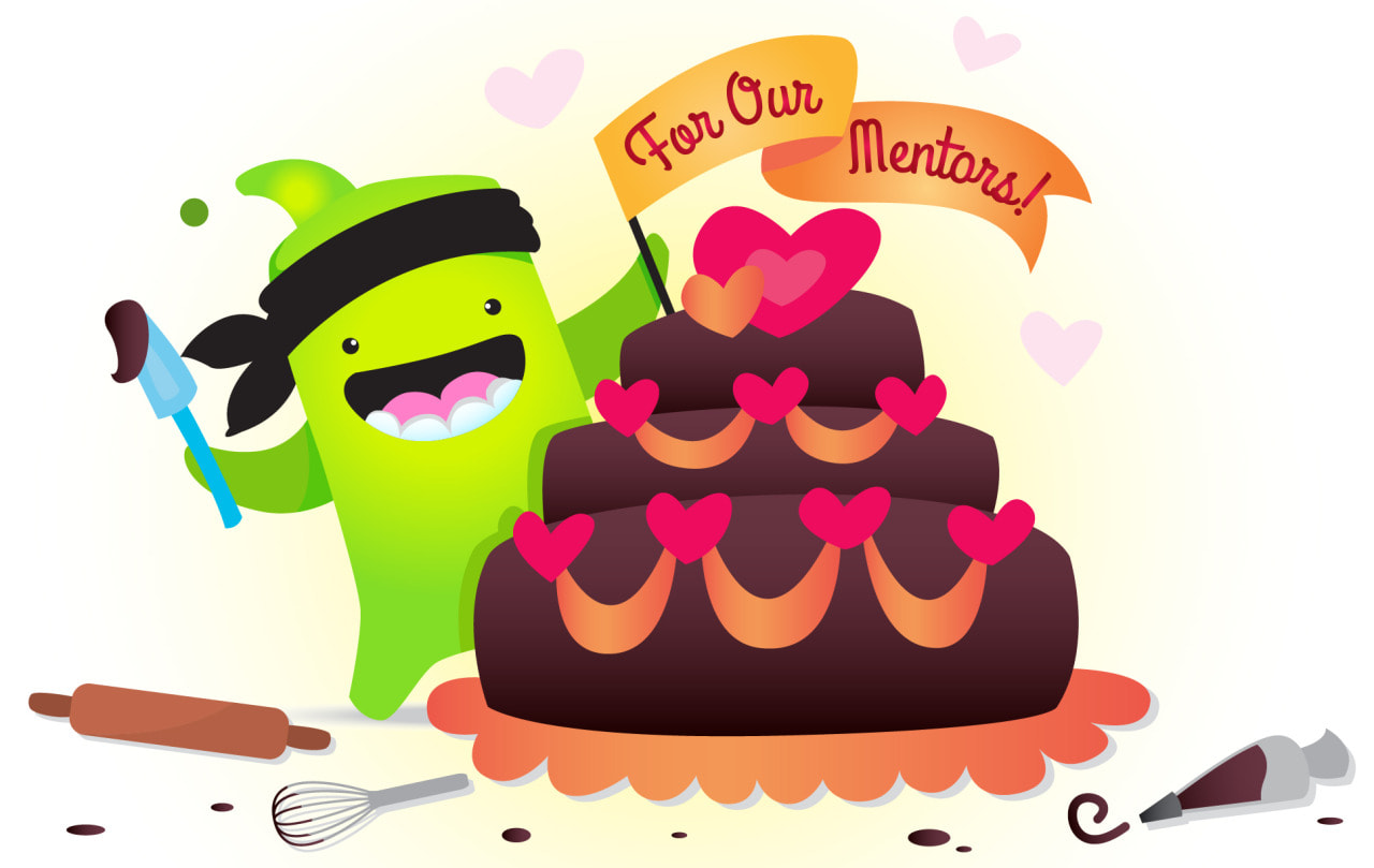 Illustrator for Class Dojo