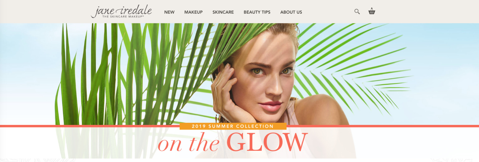 Iredale Cosmetics Campaigns