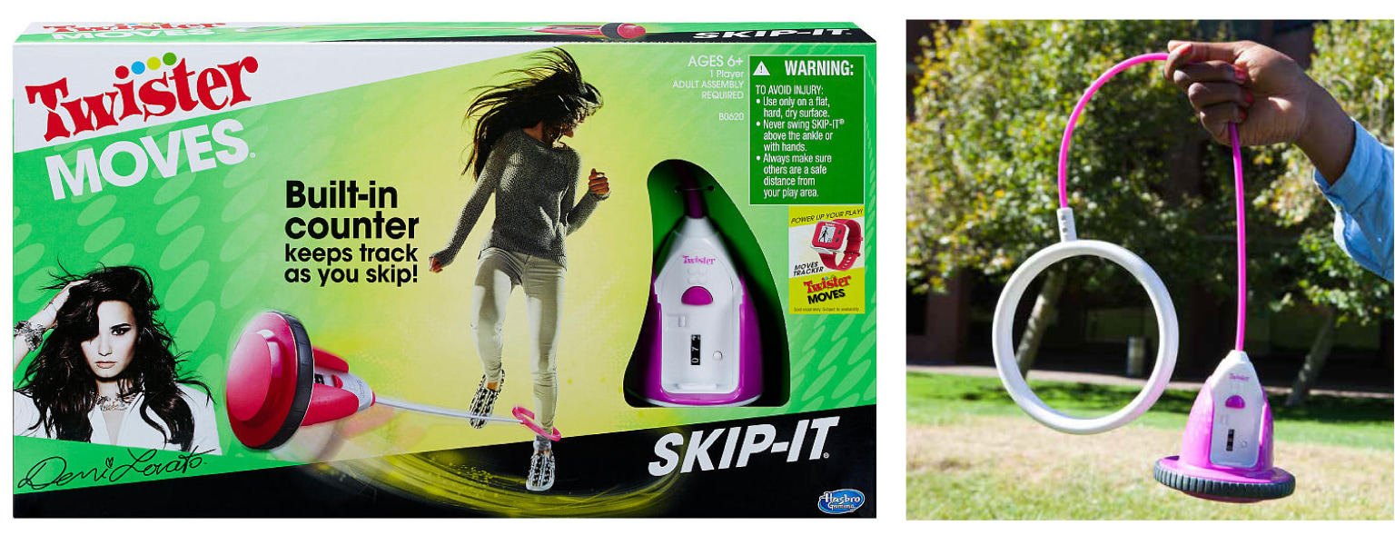 Athletic Rebrand of the Skip-it