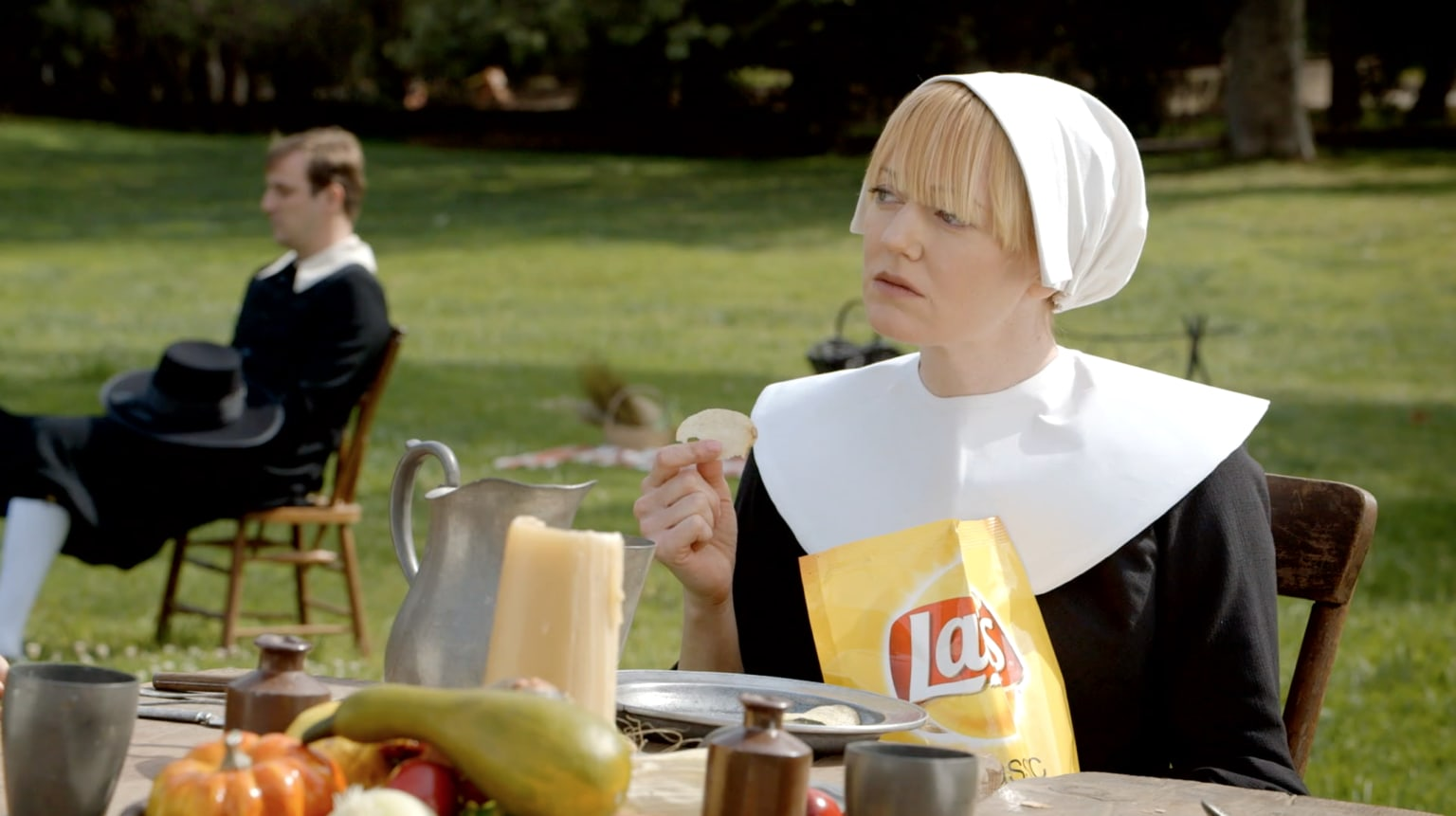 """Lay's """"First Thanksgiving"""""""
