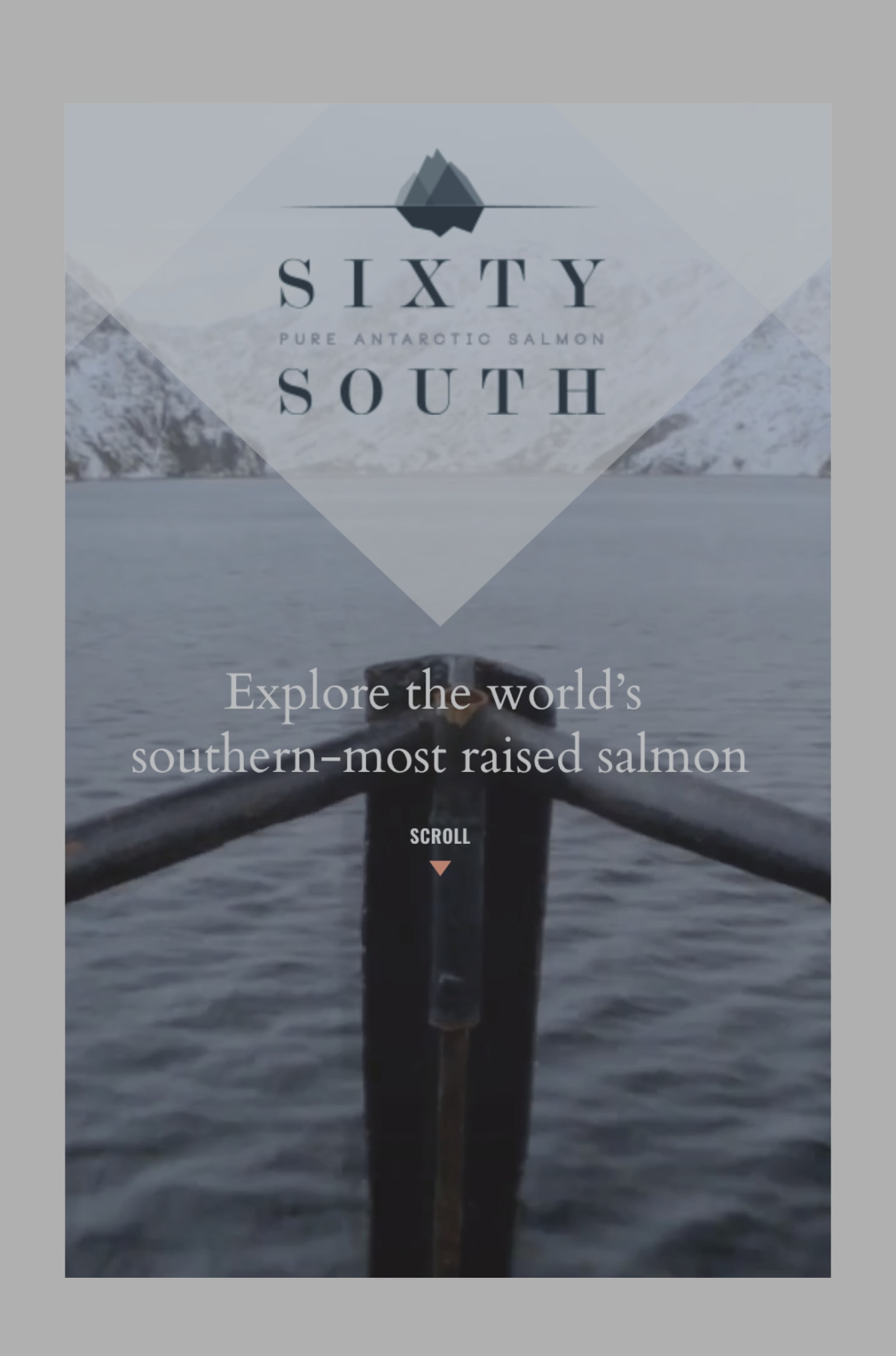Sixty South Sustainable Salmon Brand Launch