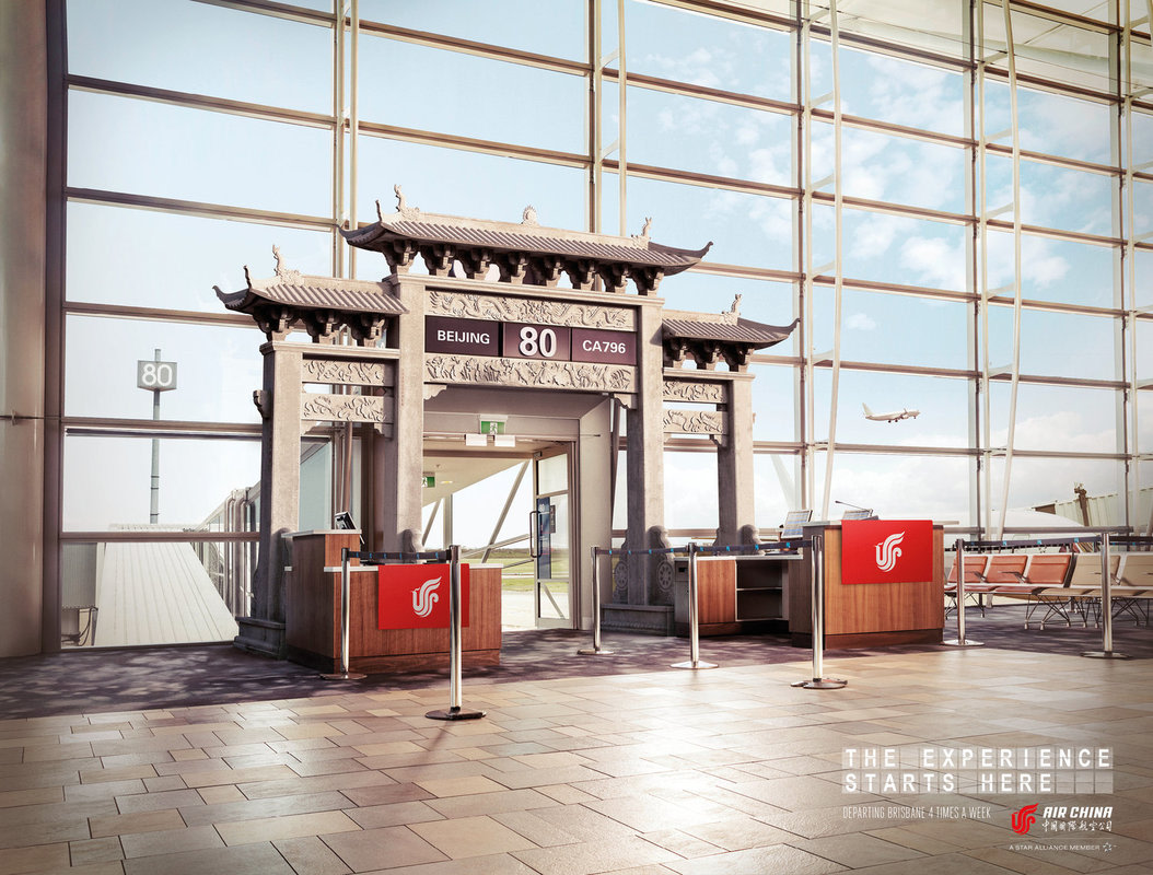 Air China | The Experience Starts Here
