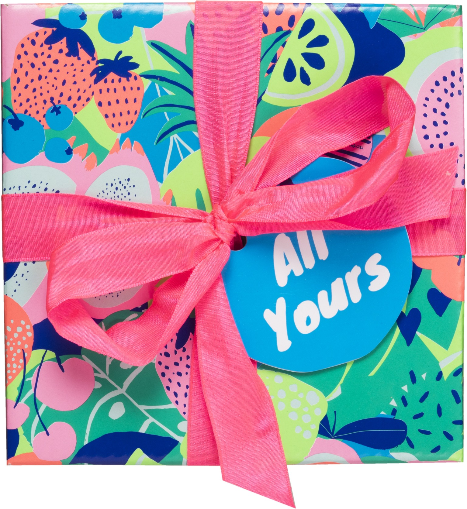 LUSH- All Yours gift box