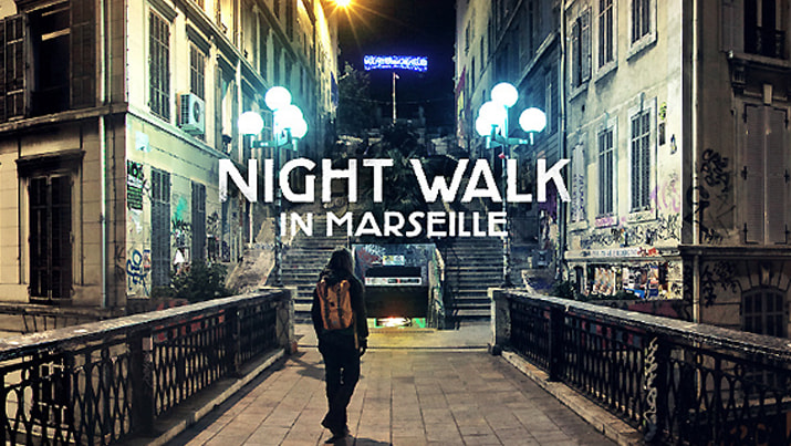 Google - Night Walk