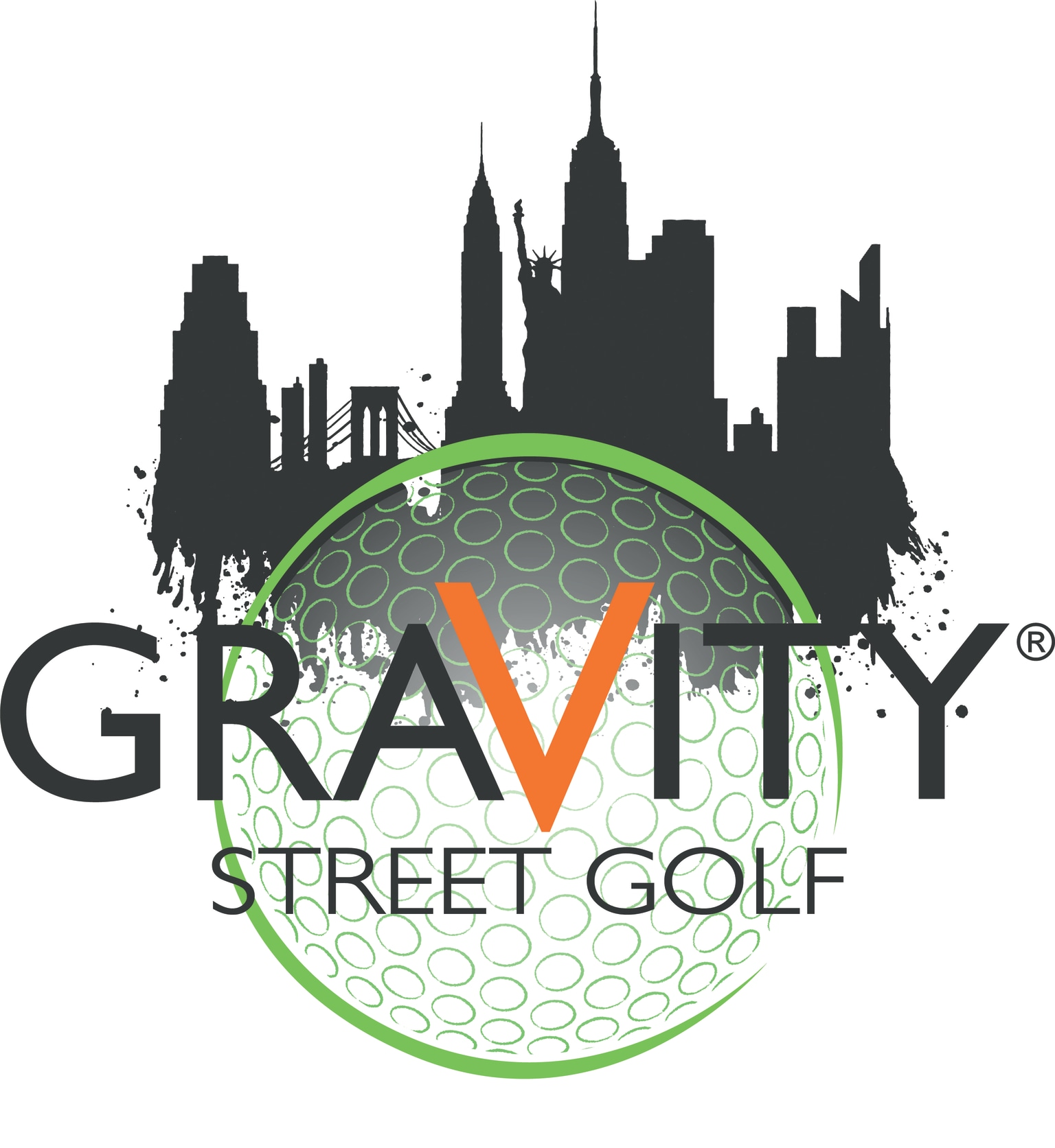 Logo design for a new activity for Gravity Trampoline parks