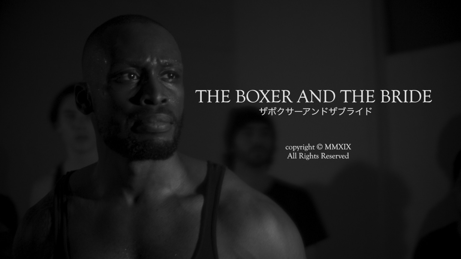 The Boxer and The Bride
