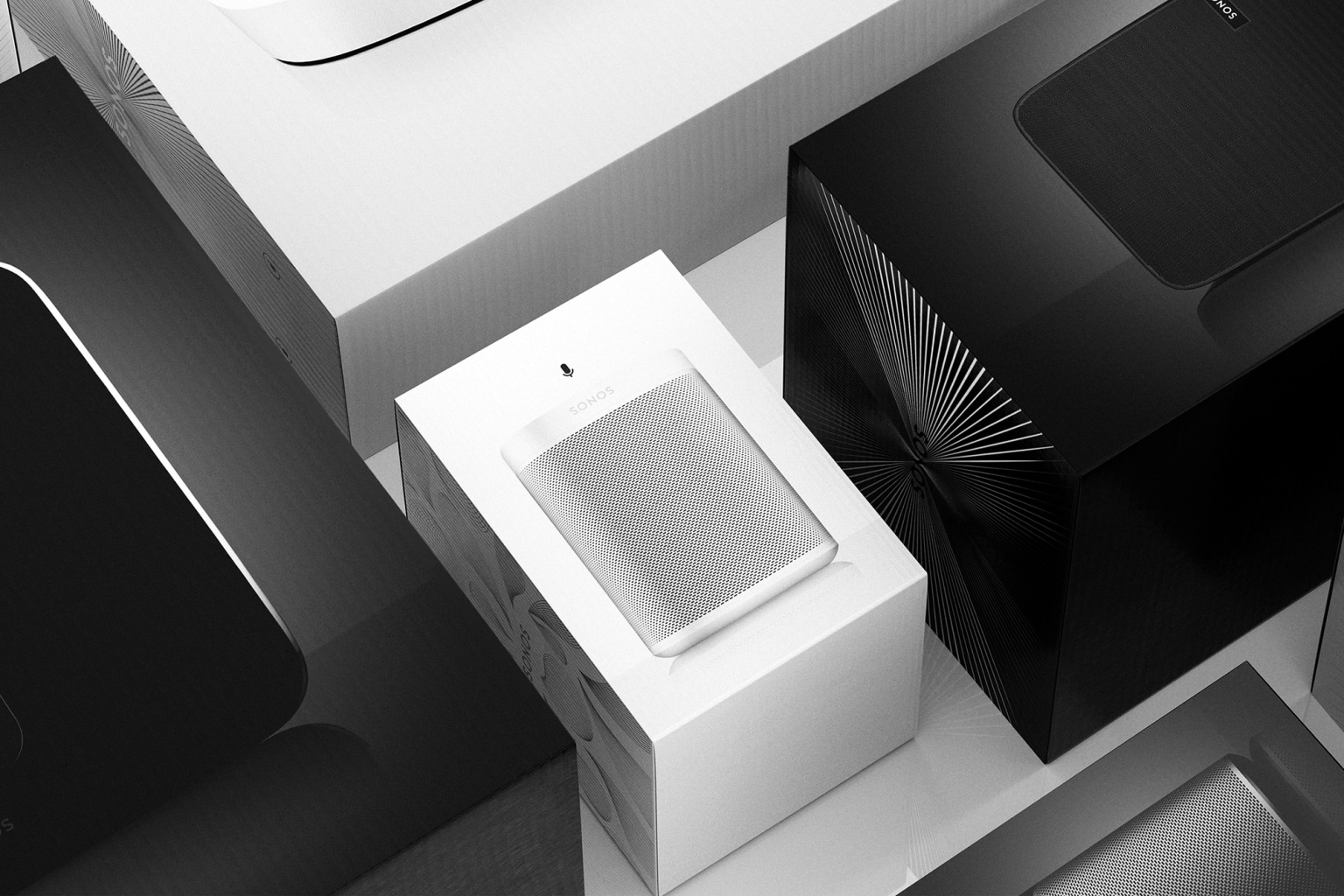 Sonos Global Packaging