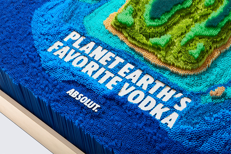 Absolut - Earth Day