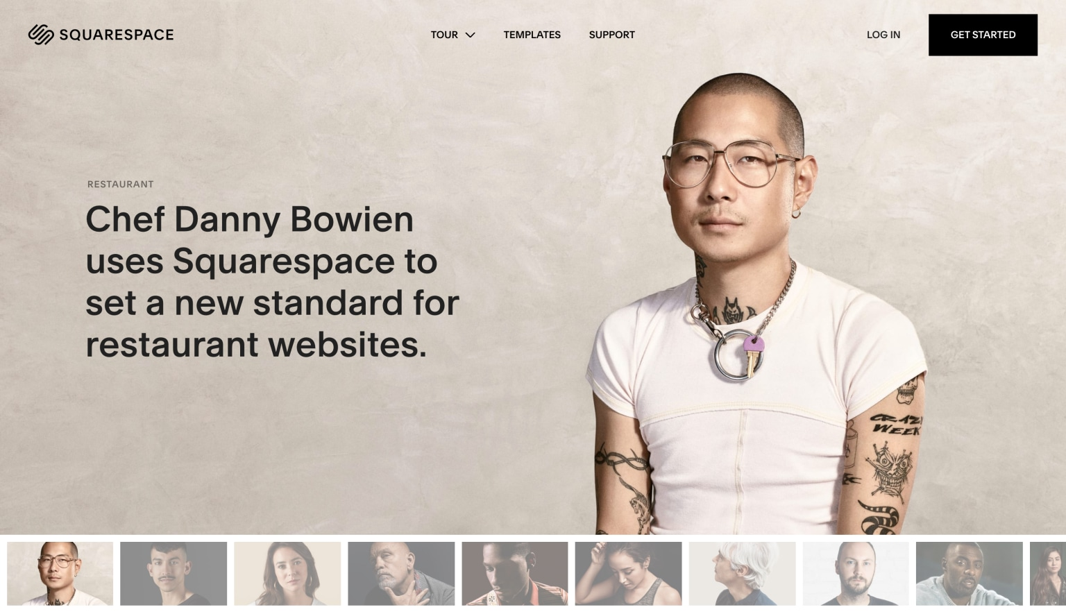 Squarespace Customers