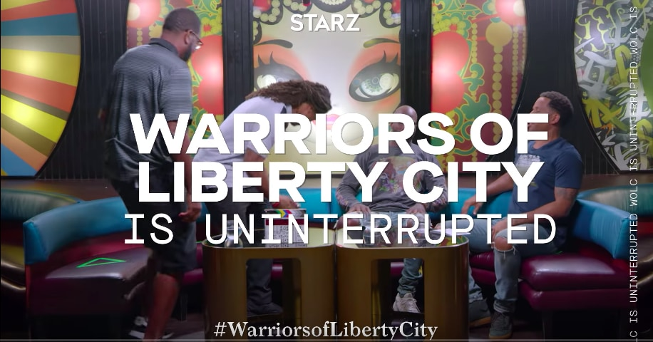 The Football Pride of a Community | WHO'S INTERVIEWING WHO?: WARRIORS OF LIBERTY CITY