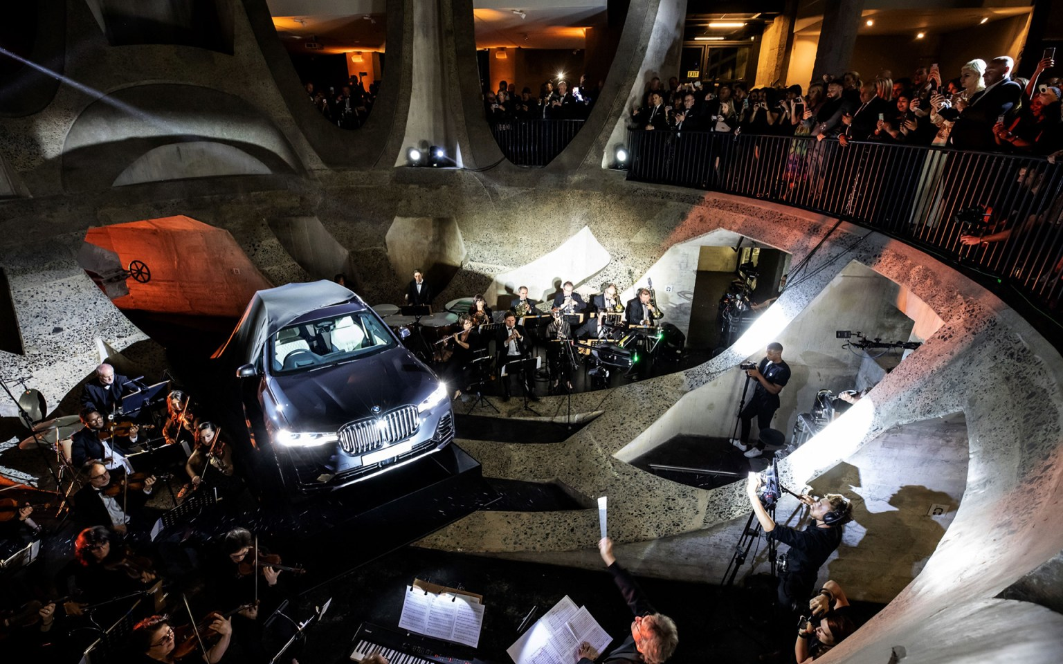 BMW X7 Global Launch Event