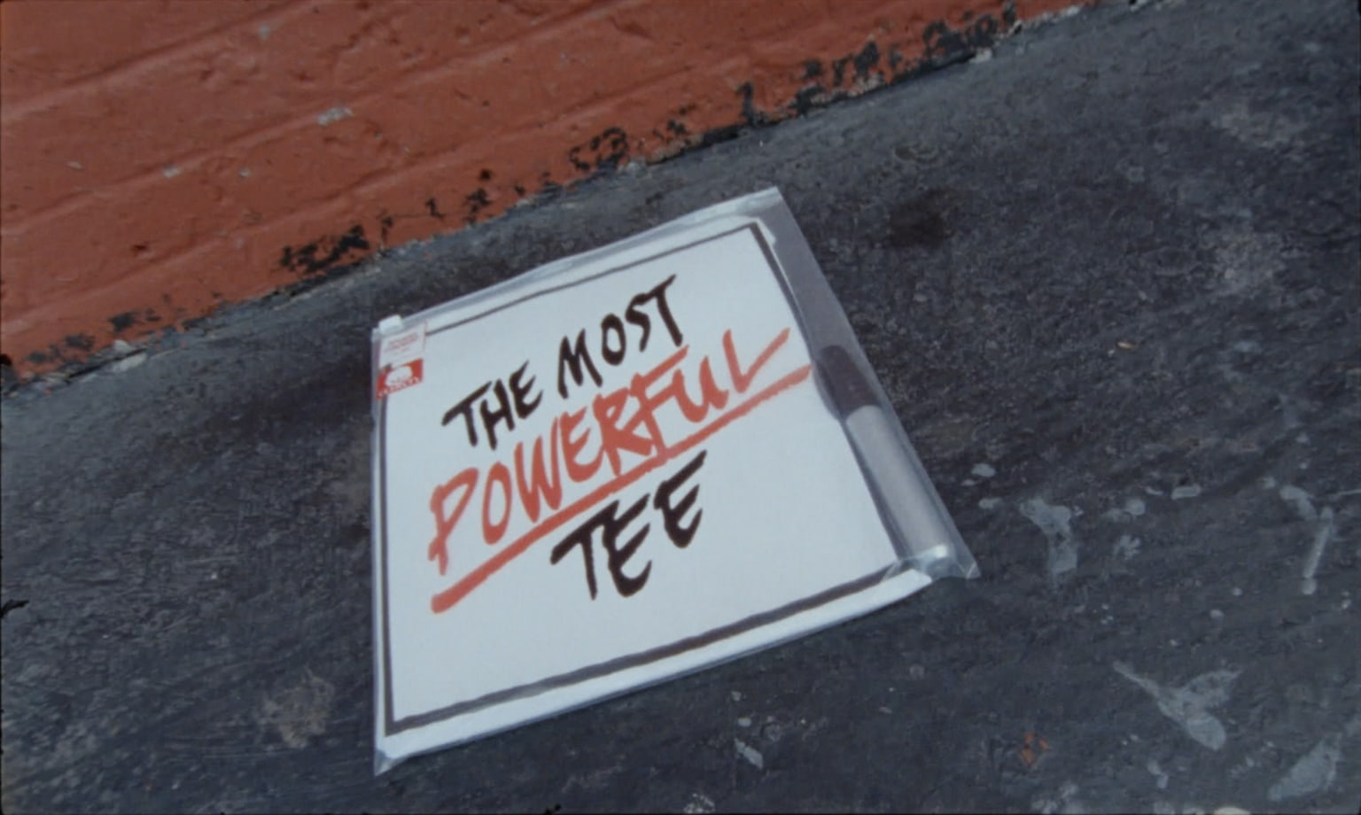The Most Powerful Tee