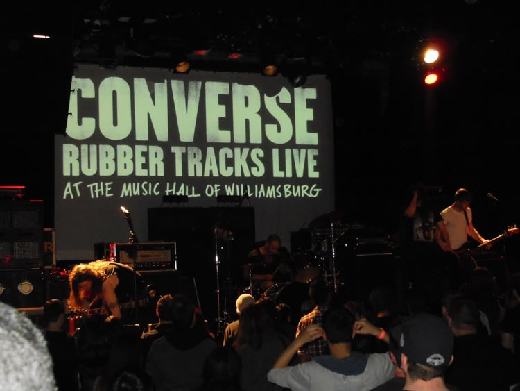CONVERSE - RUBBER TRACKS