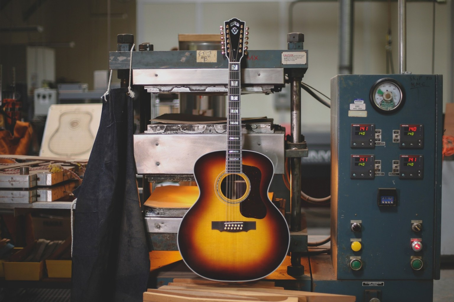 Guild USA Factory Photoshoot
