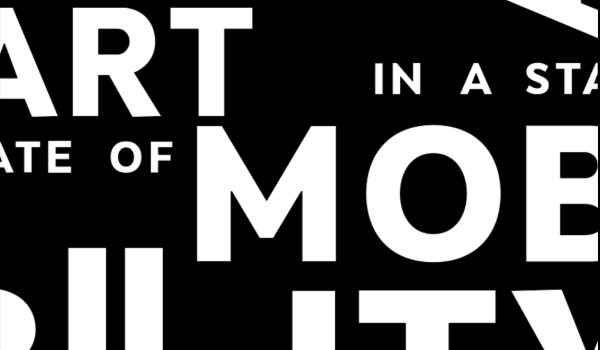 Art in a State of Mobility identity
