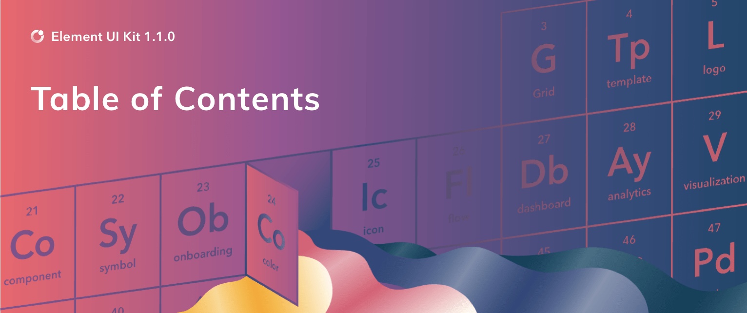 Element UI Library