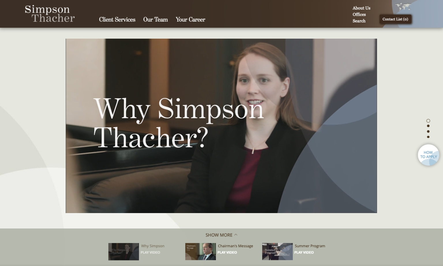 Simpson Thacher Lawfirm