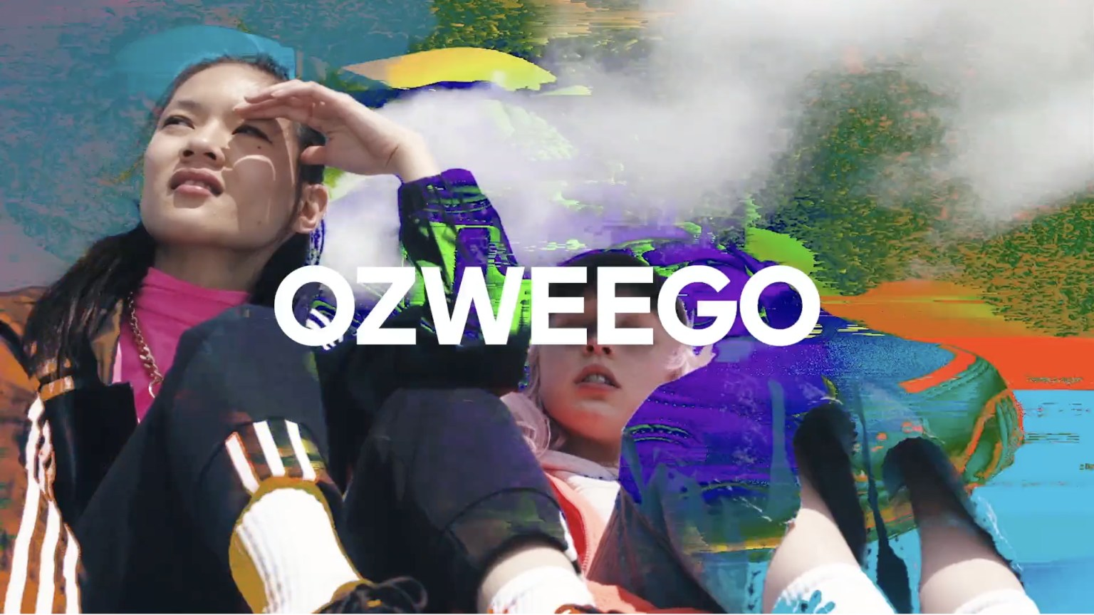 OZWEEGO - Powered by the Past - adidas Originals