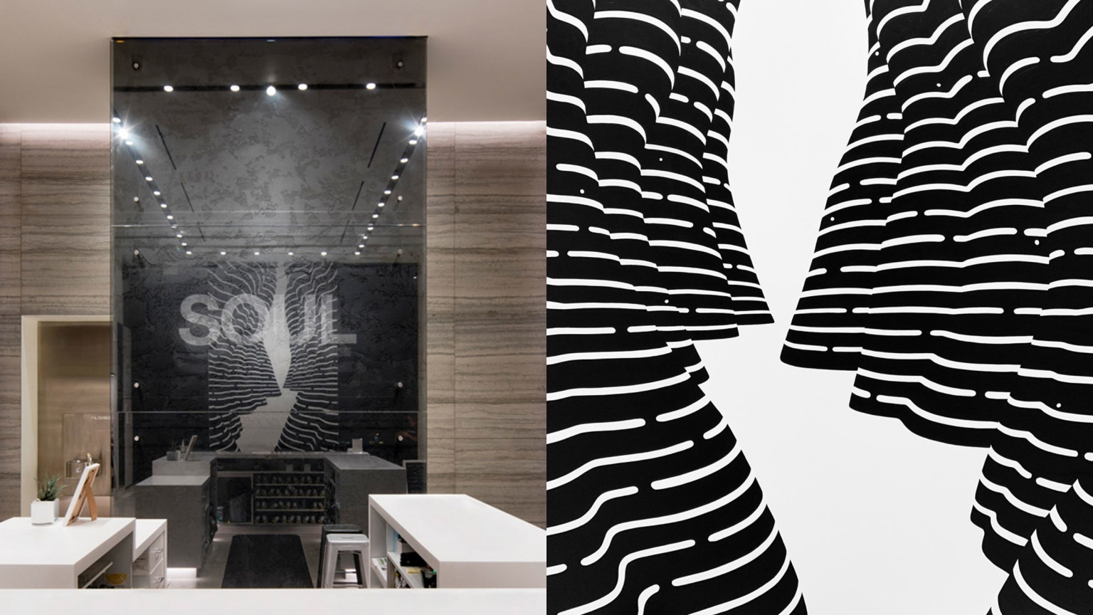 SoulCycle X Colossal Mural Installation