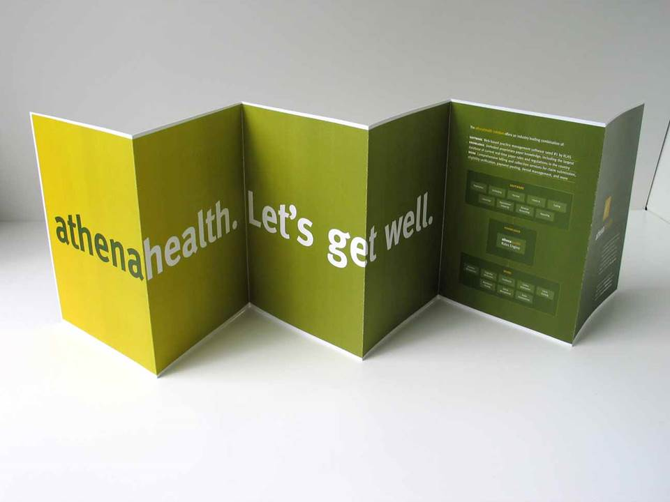 Athenahealth Branding/Marketing Campaign