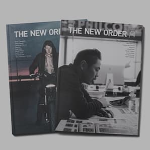 The New Order Magazine Visual Identity & Editorial