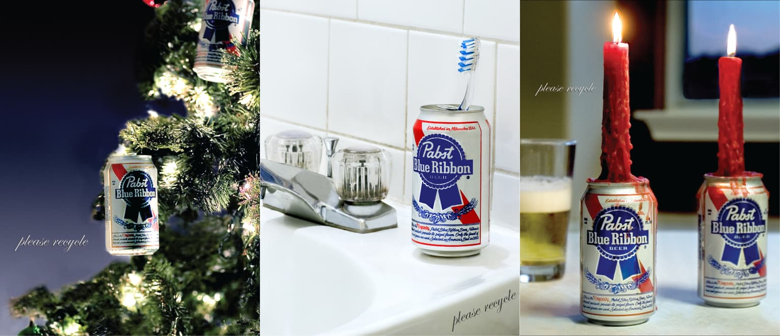 PABST // Print Campaign, Award-Winning Photo