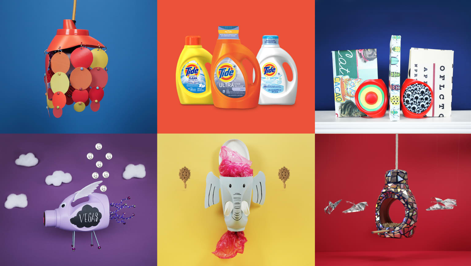 """#TideKeepsies"" Tide's Sustainability Social Campaign"
