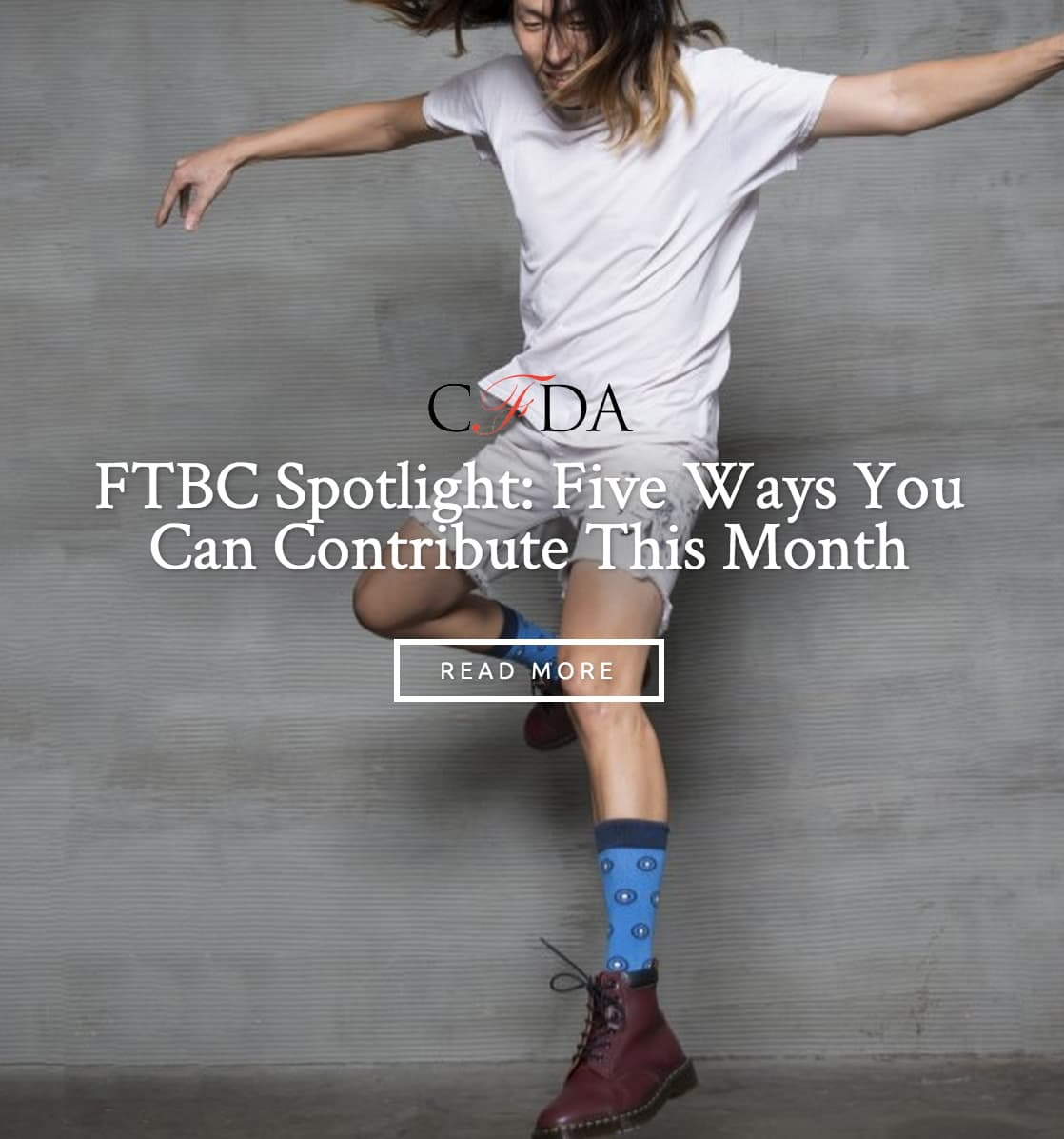 CFDA Fashion Targets Breast Cancer Socks