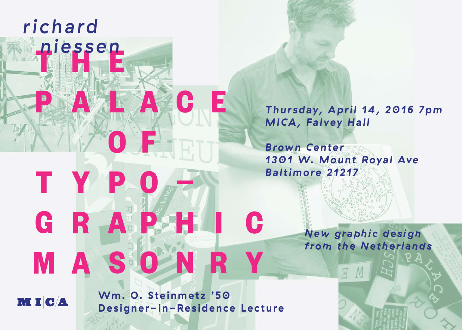 The Palace of Typographic Masonry: Steinmetz '50 Lecture