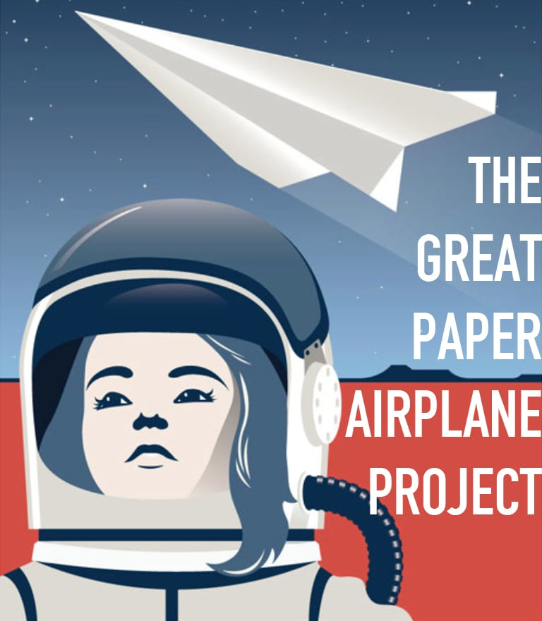 The Great Paper Airplane Project