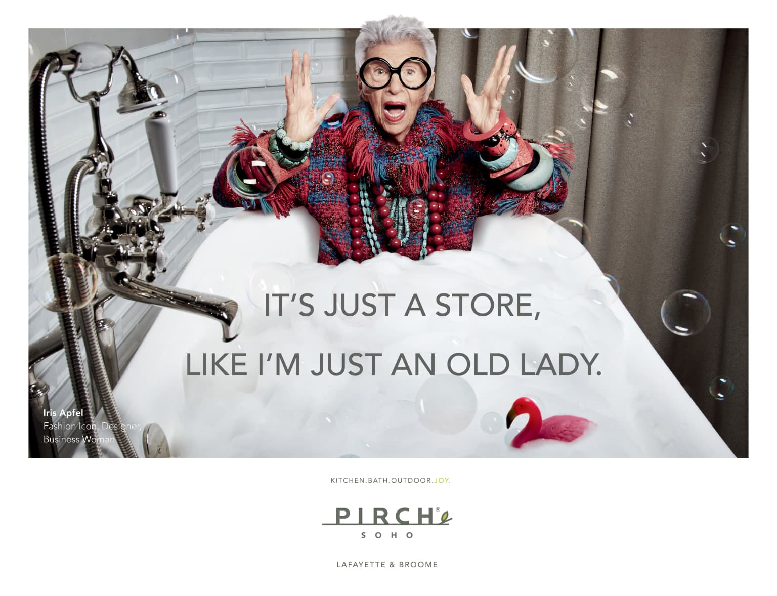 PIRCH: It's Just a Store