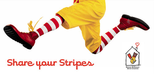 mcdonald's: to celebrate and generate awareness for the...