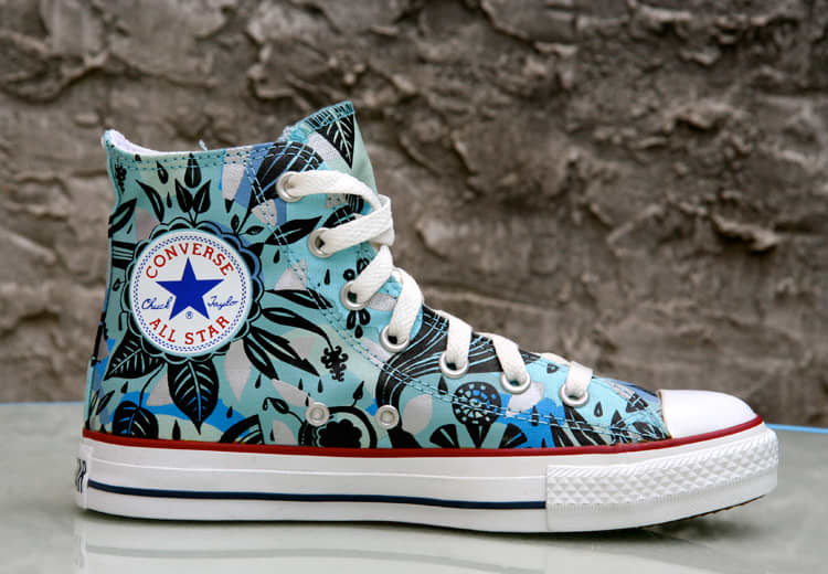 Signature Shoe for Converse