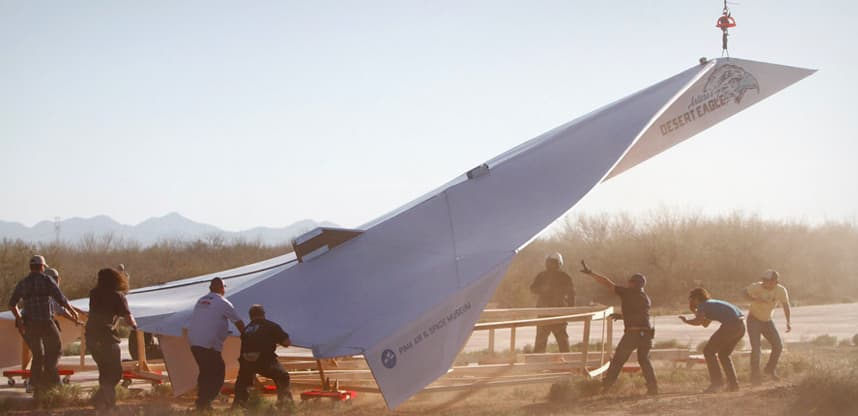 Great Paper Airline Project