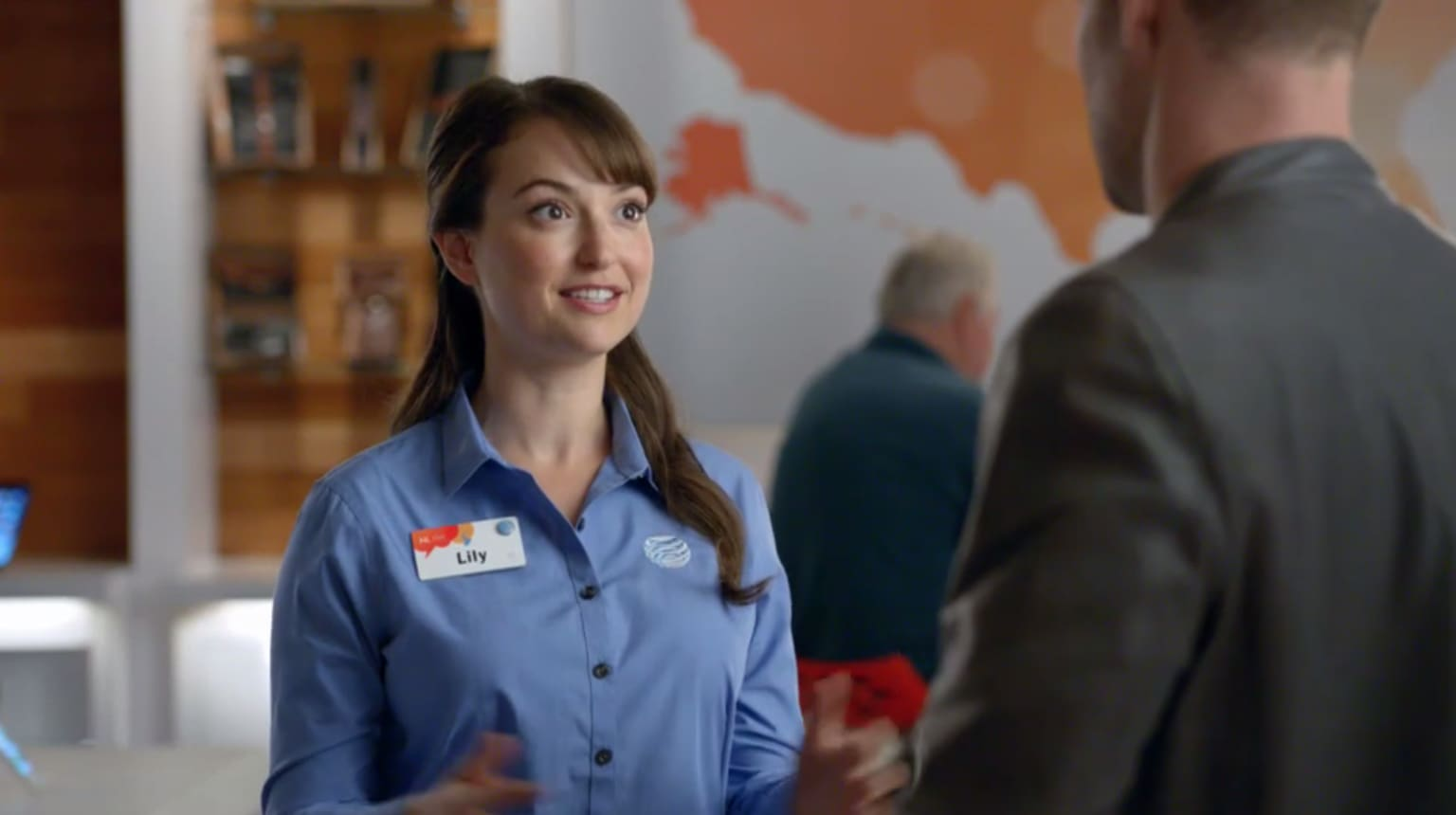AT&T : Lilly & James
