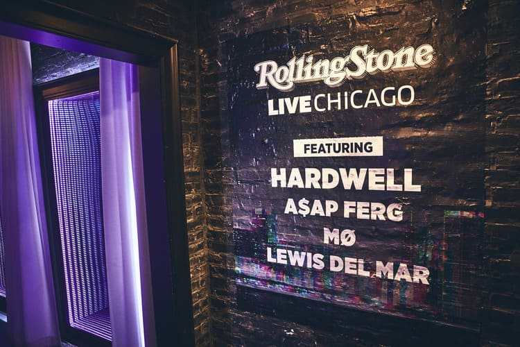 Rolling Stone: Live Chicago