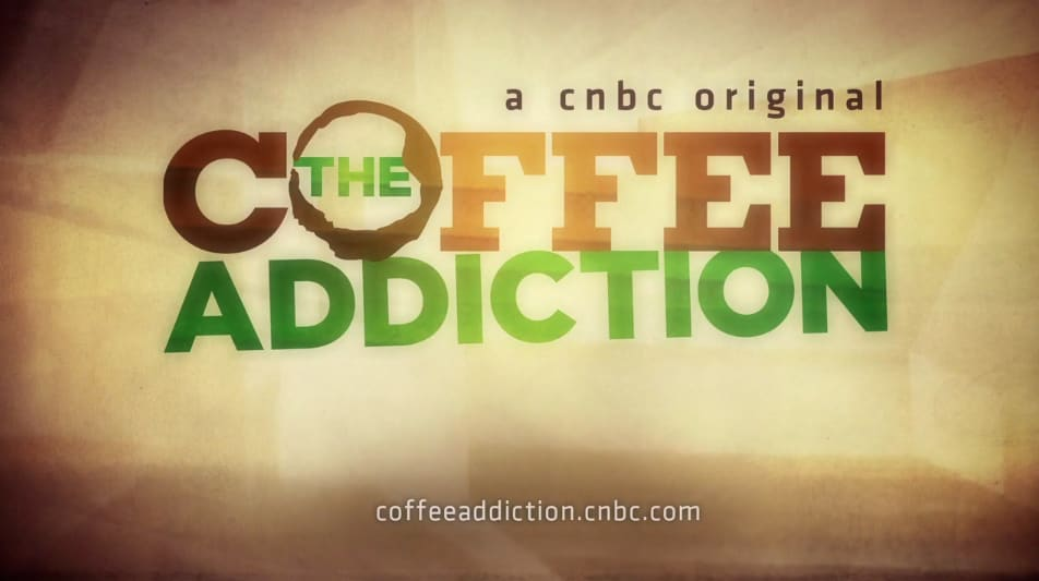 "CNBC ""The Coffee Addiction"" TV Commercial"