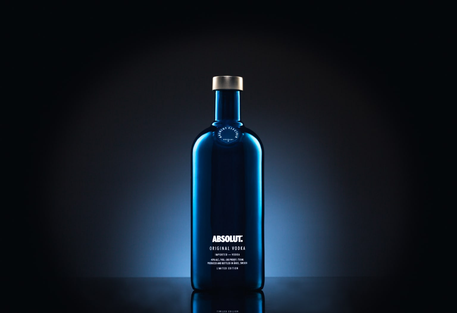 Absolut Vodka Product Shoot