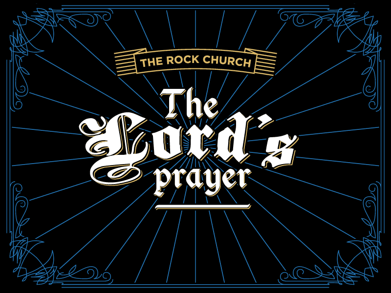 The Lord's Prayer Graphics