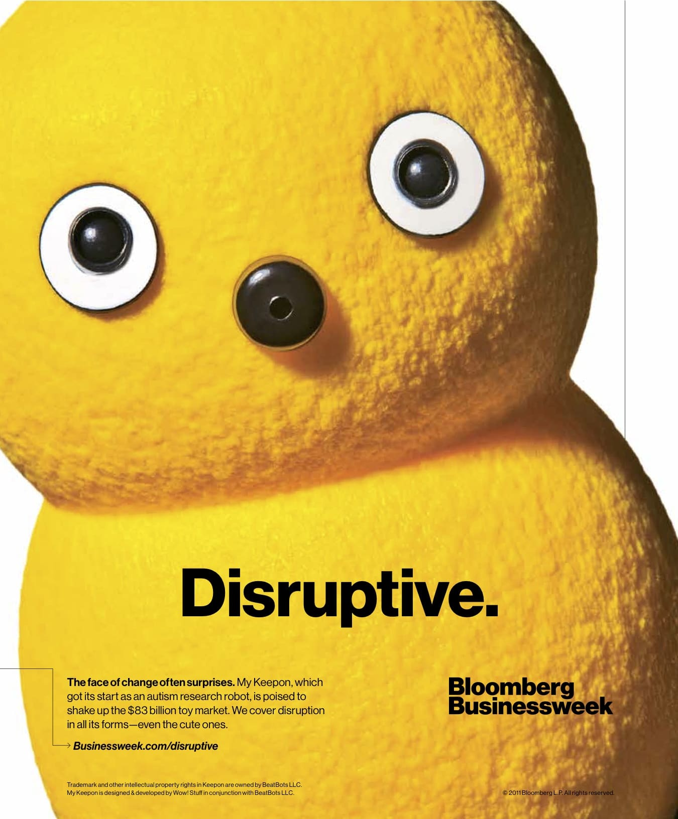 BloombergBusinessweek Brand Campaign