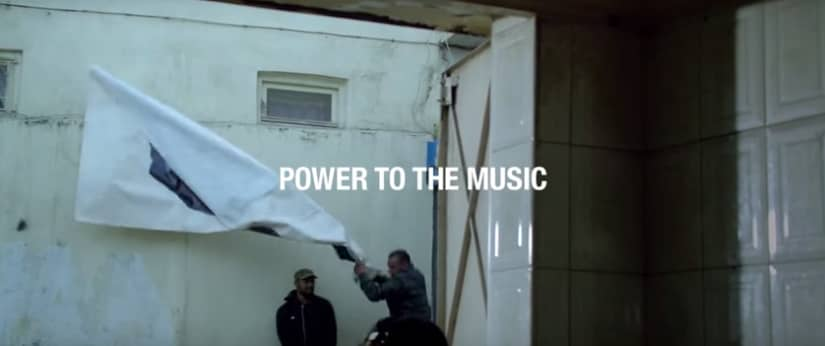 LOGITECH: Power to the Music